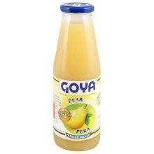 Goya Pear Nectar Juice 33.8 Ounce
