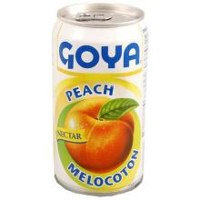 Goya Peach Nectar Juice 7.1 Ounce