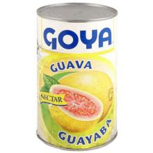 Goya Guava Nectar Juice 42 Ounce Mfg 2749