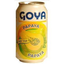 Goya Papaya Nectar Juice 42 Ounce