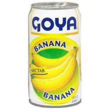 Goya Banana Nectar Juice 12 Ounce