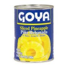 Goya Pineapple Fruit in Heavy Syrup