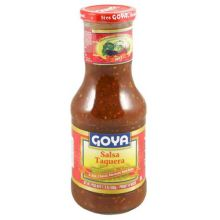 Goya Mexican Hot Taquera Salsa 17.6 Ounce