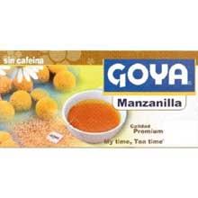 Goya Te Manzanilla