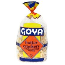 Goya Tropical Butter Crackers -12 oz. bag