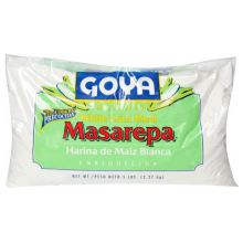 Goya Masarepa White Corn Meal 5 Pound