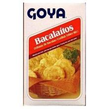 Goya Bacalaitos Codfish Batter Mix - 5 oz. pack