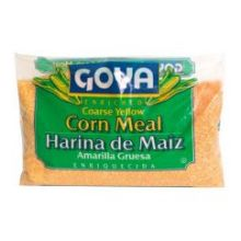 Goya Coarse Yellow Corn Meal 5 Pound