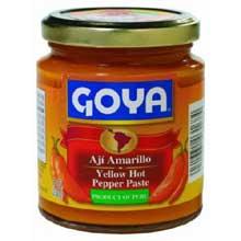 Goya De Aji Amarillo Pasta 8 Ounce