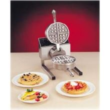Nemco Food Equipment Belgian Removable Aluminum Grid Set Only 7 inch