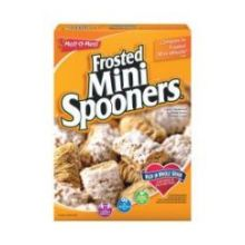 Frosted Mini Spooners Cereal 15 Ounce