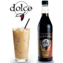 Dolce Iced Coffee Syrup, 750 mL bottle