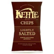 Kettle Krinkle Cut Lightly Salted Potato Chips - 13 oz. bag
