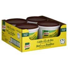 Knorr Caldo De Res Base 4.4 Pound