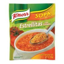 Knorr Pasta Stars Soup - 3.5 oz. envelope