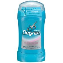 Degree Antiperspirant and Deodorant Sheer Powder 1.6 Ounce