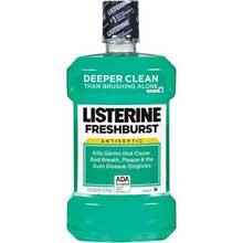 Listerine Freshburst Antiseptic Mouthwash 1.5L Plastic bottle
