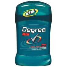 Degree Sport Antiperspirant and Deodorant 1.7 Ounce