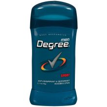 Degree Sport Antiperspirant and Deodorant 2.7 Ounce