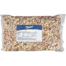 Fisher Natural Sliced Almond Nut 5 Pound 1 each
