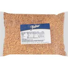 Fisher Dry Roasted Granulated Peanut 5 Pound 1 each