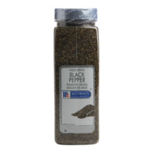 McCormick Table Grind Black Pepper - 18 oz. container