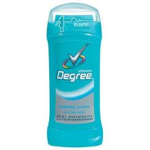 Degree Shower Clean Antiperspirant and Deodorant 4 Ounce