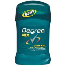 Degree Extreme Blast Antiperspirant and Deodorant 1.7 Ounce
