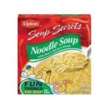 Lipton Savoury Soup Secrets Chicken Noodle Soup Mix - 4.5 oz. box