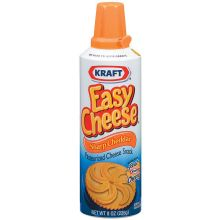 Kraft Easy Sharp Cheddar Cheese 8 Ounce