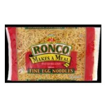 Ronco Fine Egg Noodle