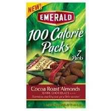 Cocoa Roast Almonds 100 Calorie Pack