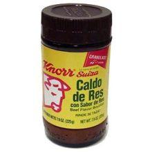 Knorr Beef Flavor Bouillon - 7.9 oz. jar