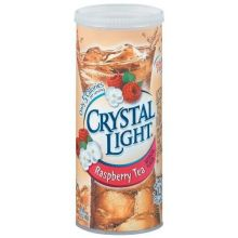 Crystal Light Raspberry Iced Tea