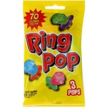 Ring Pop Twist Assorted Candy