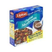 Lipton Savoury Recipe Secret Onion and Mushroom Soup Mix - 1.8 oz. box
