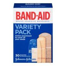 Variety Pack Adhesive Bandage