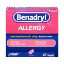 Ultratab Allergy Tablets