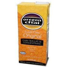 Original Chai Tea Latte Concentrate Sugar Free