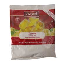 Royal Lemon Gelatin