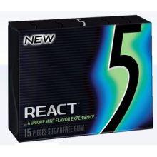 React Flavor Gum