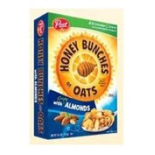 Honey Bunches of Oats Almond Cereal Cup