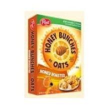 Honey Bunches of Oats Honey Roasted Cereal Cup