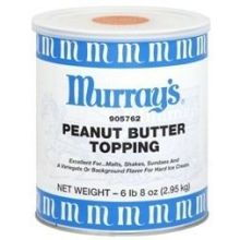 Murray Peanut Butter Topping