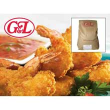 G and L Toasted Panko Breading Crumb