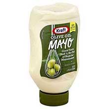 Kraft Olive Oil Spoonable Mayonnaise