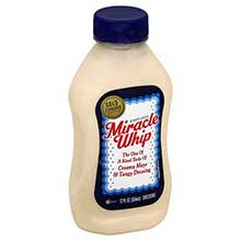 Kraft Miracle Whip Original Spoonable Mayonnaise