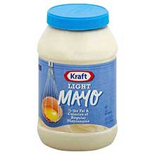 Kraft Spoonable Light Mayonnaise