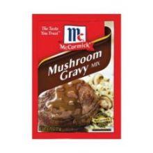 Seasoning Mushroom Gravy Mix