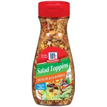 Mccormick Salad Topping